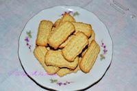 Biscotti Semplici Da Colazione