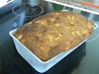 Spicy Pear Bread
