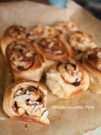 Apple Raisin Cinnamon Rolls