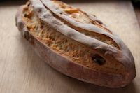 Dried Apple Sourdough