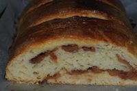 Sweet Bread With Dutch Applesauce