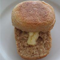 Light Wheat English Muffins