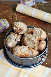 Oat Bread Dinner Rolls
