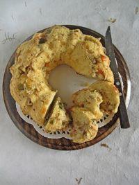 Savoury Kugelhopf Bread