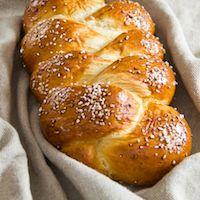 Braided Morning Bread