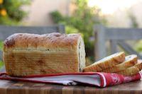 Sourdough Cinnamon Raisin Bread