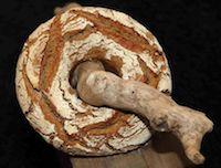 Organic Bresciadela / Bread Of Canton Graub?ºnden