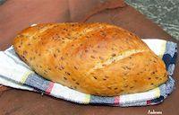 Whole Wheat Flaxseed Bread