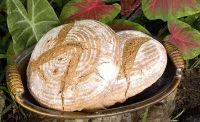 Max's 100 %-Triple-levain-bread With Onions