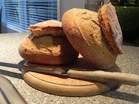 Zitny Chelba - Czech Country Bread