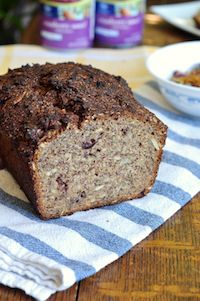 Easy Buttermilk Cranberry Seed Bread