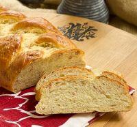 Parmesan Prosciutto Bread