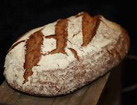 Organic Buckwheat Bread