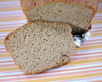 Light Rye Sandwich Bread