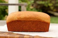 100% Whole Wheat Sandwich Bread