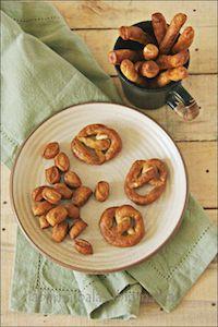 Hard/ Crunchy Pretzels