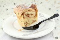 Cinnamon Nut Roll Coffee Cake