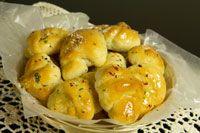 Garlic Butter Knots