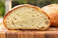 Overnight White Bread