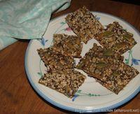 Yeasted Multigrain Crackers (BBB)