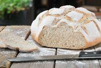 Pain De Campagne (with Rye Flour)