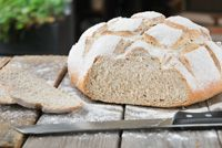 Pain De Campagne (with Rye Flour)