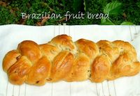 Brazilian Fruit Bread