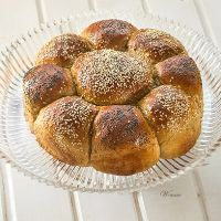 Rich And Soft Challah, Sweetened With Date-Spread