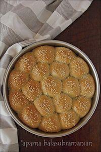 Khaliat Nahal (Honeycomb Buns)