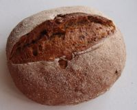 Spring Onion Mixed Wheat Bread