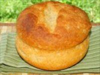 Brown Rice Bread In A Pot (Vegan)