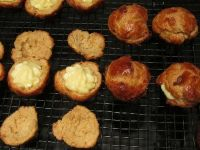 Mini-Brioches With Sweet And Savory Stuffing