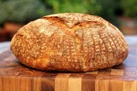 Basic Country Bread With Spelt