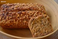 Artisan Barley Seeds Rye Sourdough Bread