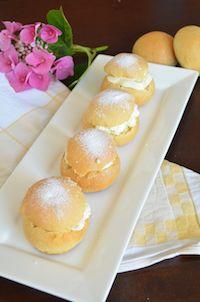 Semlor (Swedish Pastry Bun)
