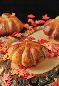 Sweet Potato Brioche Roll