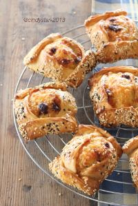 Flaounes - Cypriot Easter Bread