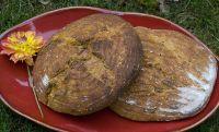 Sweet Potato Maple Pecan Sourdough