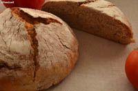 Sourdough Bread With Herbs And Yogurt