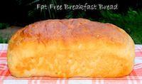 Fat Free Breakfast Bread