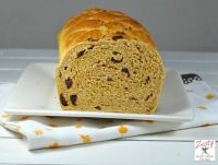 Multigrain Pumpkin Cranberry Bread