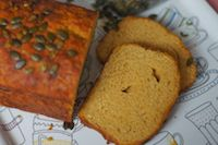 Pumpkin Yeast Bread