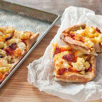 Spicy Potato Pizza