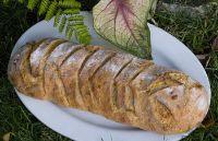 Potato Scallion Cheese Bread