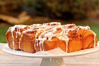 Cinnamon Swirl Pumpkin Rolls