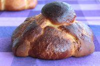 Pan De Muerto (Mexican Bread Of The Dead)