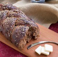 Pumpernickel Loaves