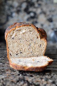 Rye Onion Bread