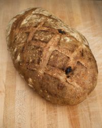 Seeded Raisin Sourdough