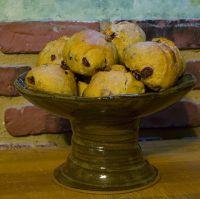 Sweet Potato Maple Pecan Rolls